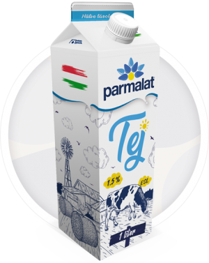 Parmalat tej