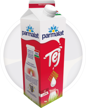 Parmalat tej