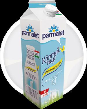 Parmalat Laktózmentes Tej