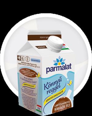 Parmalat Laktózmentes Kakaós Tej