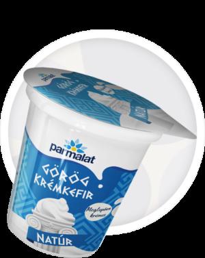 Parmalat Natúr Görög Krémkefir