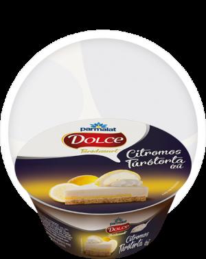 Parmalat Dolce Túródesszert Citromos Túrótorta ízű