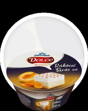 Parmalat Dolce Túródesszert Rákóczi Túrós ízű