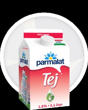 Parmalat tej 2,8% 500ml